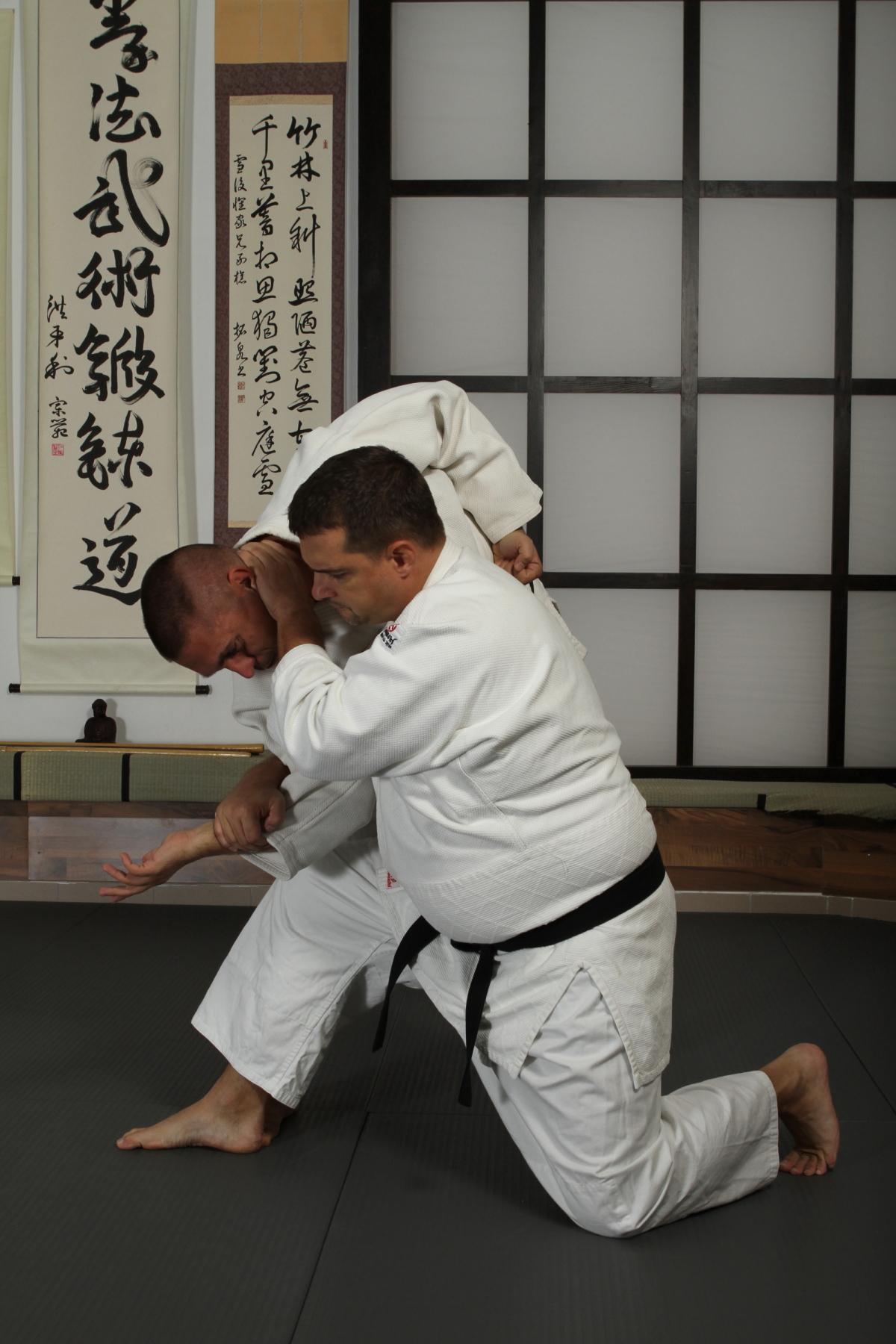 Shiho Nage Kuzushi
